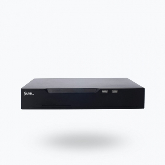 4-ch 1HDDs 1U 4K NVR with 4-ch POE