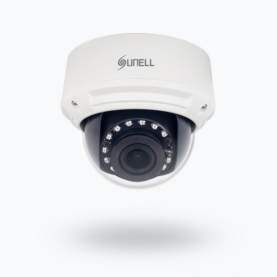 HD Analogue Motorized Dome Camera