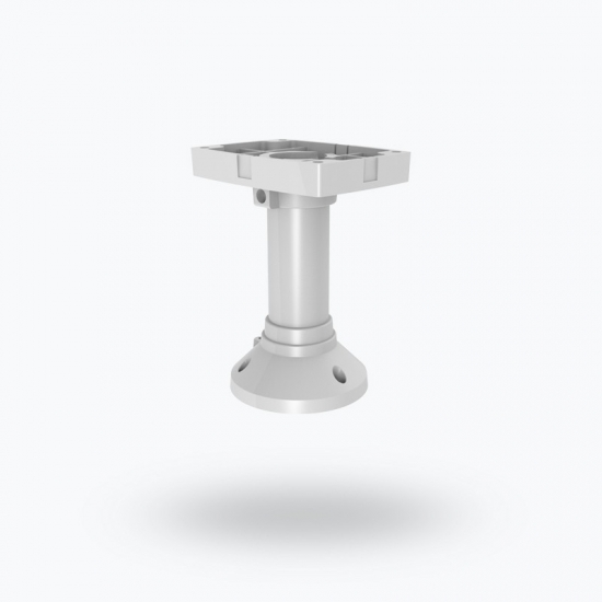 Mini IR PTZ Pendant Mount Bracket with 77mm