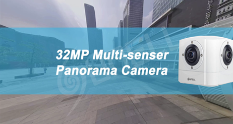 32MP  Multi  senser Panoramakamera